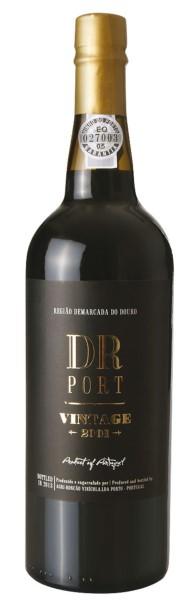 Portské víno DR Vintage 2001 Port na eshopu vína z Portugalska