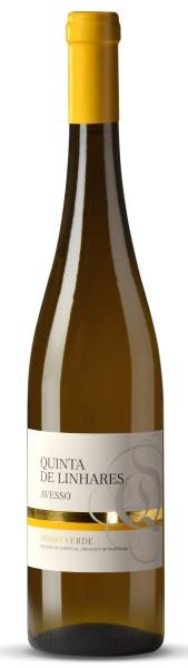 Portugalské víno Quinta de Linhares Avesso Vinho Verde na eshopu vína z Portugalska