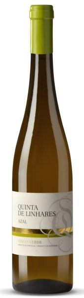 Portugalské víno Quinta de Linhares Azal Vinho Verde na eshopu vína z Portugalska