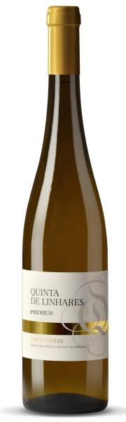 Portugalské víno Quinta de Linhares Premium Vinho Verde na eshopu vína z Portugalska