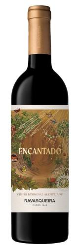 Portugalské víno Monte da Ravasqueira Encantado Tinto na eshopu vín z Portugalska