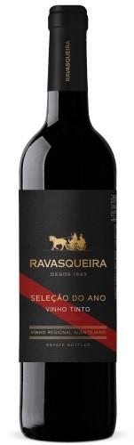 Portugalské víno Monte da Ravasqueira Selection of the Year Red na eshopu vín z Portugalska