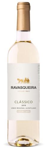 Portugalské víno Monte da Ravasqueira Classico Branco na eshopu vín z Portugalska