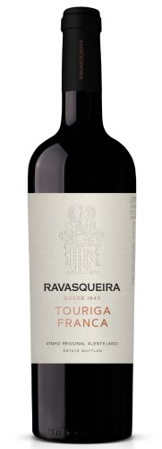 Portugalské červené víno Monte da Ravasqueira Touriga Franca na eshopu vína z Portugalska