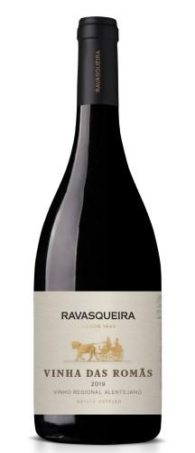 Portugalské víno Monte da Ravasqueira Vinha das Romãs na eshopu vín z Portugalska